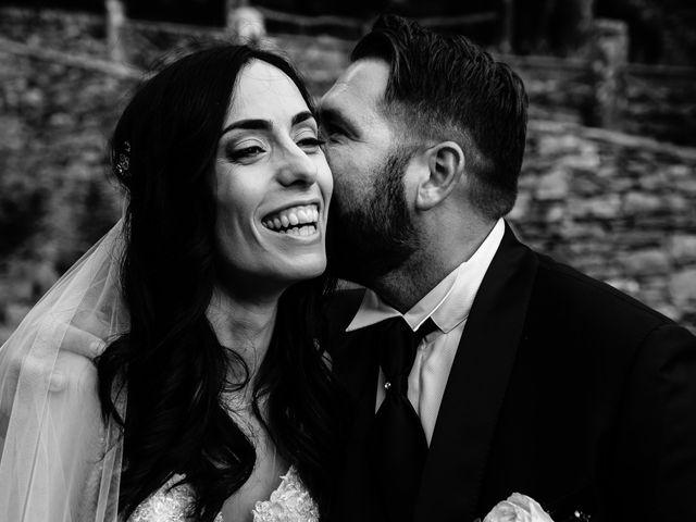 Il matrimonio di Giancarlo e Chiara a Cortona, Arezzo 39