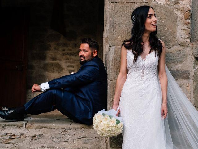 Il matrimonio di Giancarlo e Chiara a Cortona, Arezzo 40