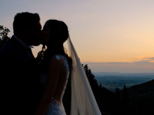 Il matrimonio di Giancarlo e Chiara a Cortona, Arezzo 42