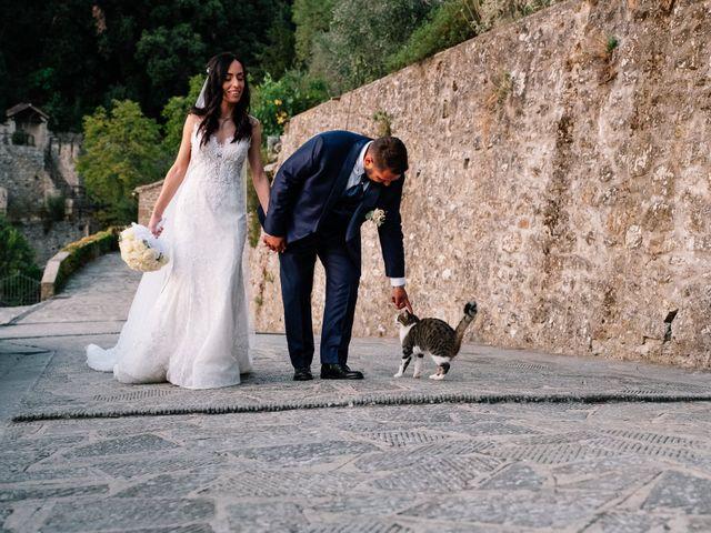 Il matrimonio di Giancarlo e Chiara a Cortona, Arezzo 43