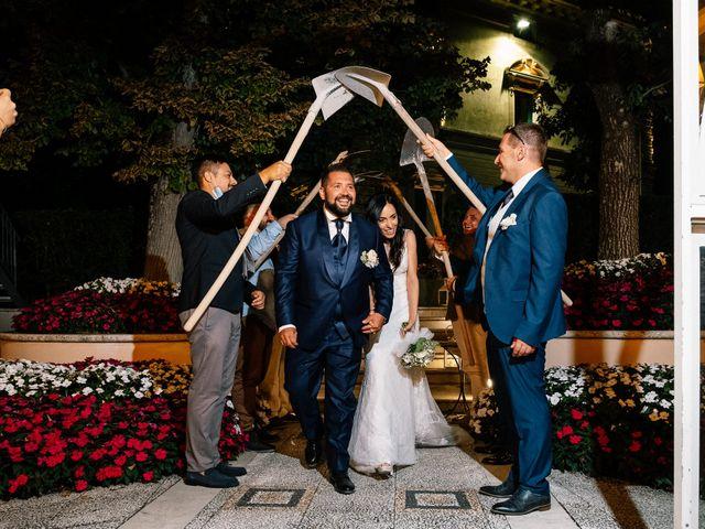 Il matrimonio di Giancarlo e Chiara a Cortona, Arezzo 45