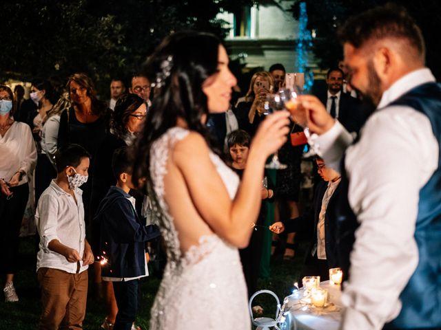 Il matrimonio di Giancarlo e Chiara a Cortona, Arezzo 49