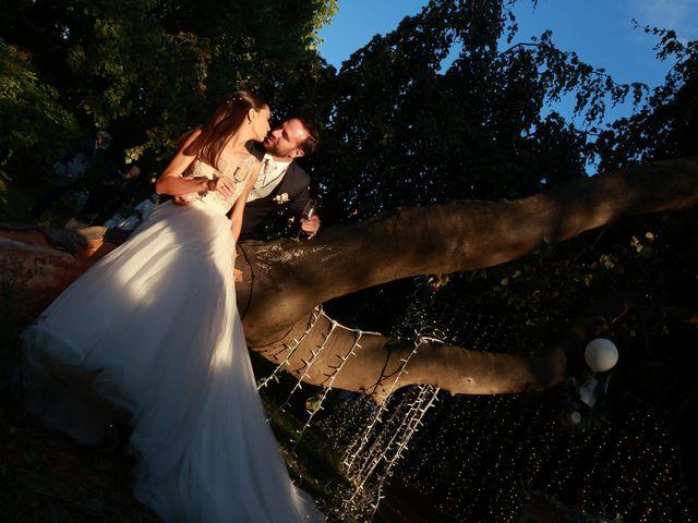 Il matrimonio di Valerio e Claudia a Vanzago, Milano 2
