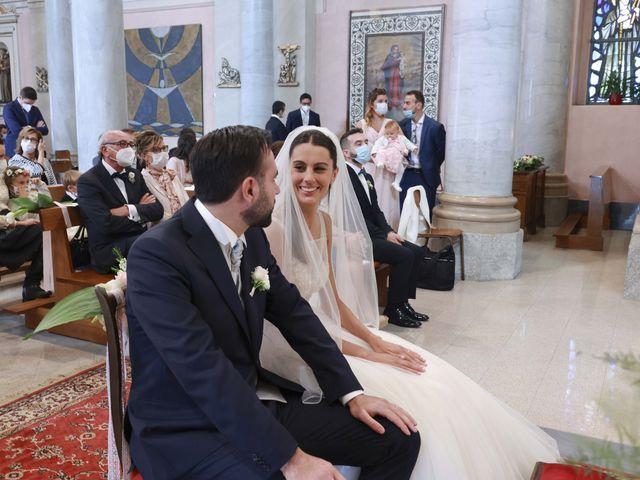 Il matrimonio di Valerio e Claudia a Vanzago, Milano 15