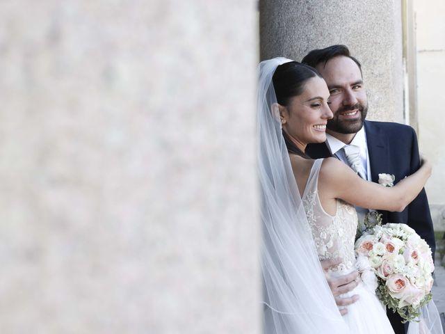 Il matrimonio di Valerio e Claudia a Vanzago, Milano 18