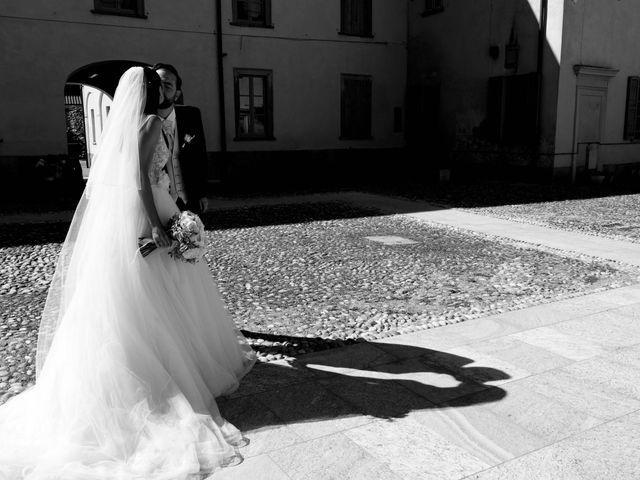 Il matrimonio di Valerio e Claudia a Vanzago, Milano 19