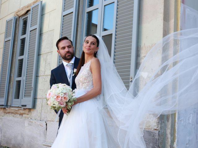Il matrimonio di Valerio e Claudia a Vanzago, Milano 23
