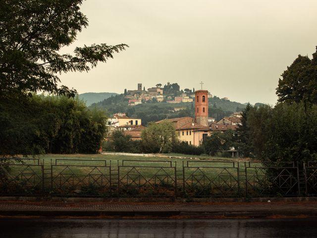 Il matrimonio di Simone e Barbara a Montecarlo, Lucca 3