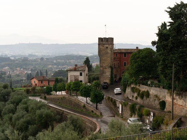 Il matrimonio di Simone e Barbara a Montecarlo, Lucca 20