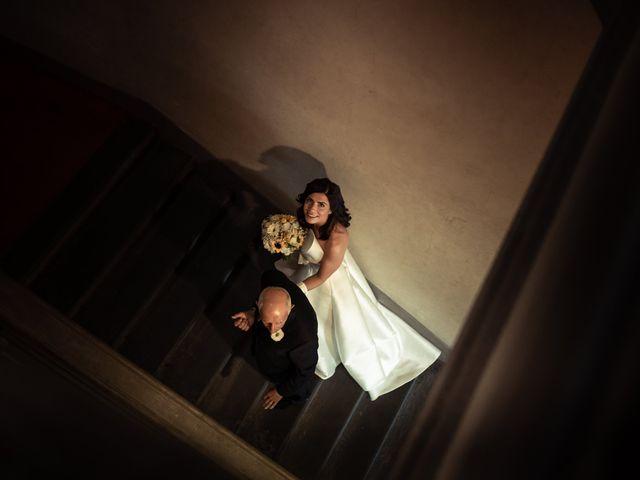 Il matrimonio di Simone e Barbara a Montecarlo, Lucca 29