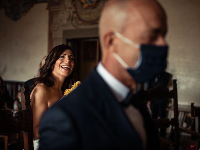 Il matrimonio di Simone e Barbara a Montecarlo, Lucca 30