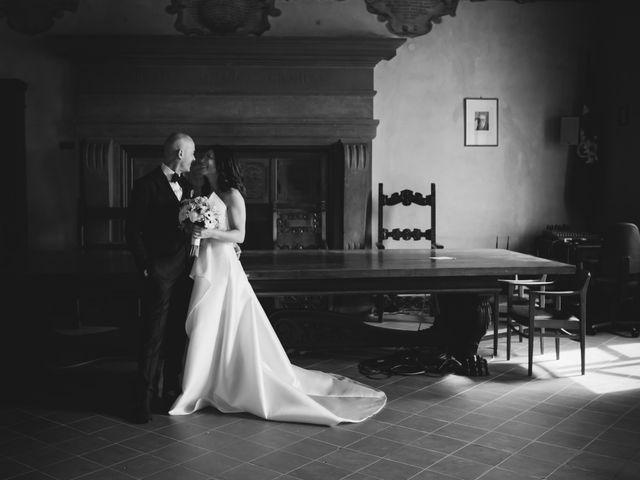 Il matrimonio di Simone e Barbara a Montecarlo, Lucca 34