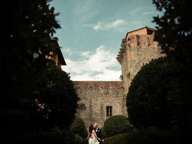 Il matrimonio di Simone e Barbara a Montecarlo, Lucca 37