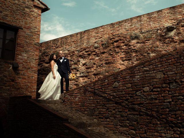 Il matrimonio di Simone e Barbara a Montecarlo, Lucca 38