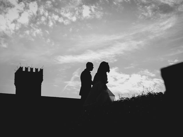 Il matrimonio di Simone e Barbara a Montecarlo, Lucca 39