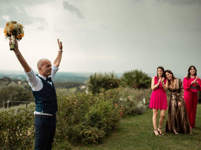 Il matrimonio di Simone e Barbara a Montecarlo, Lucca 51