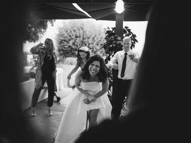 Il matrimonio di Simone e Barbara a Montecarlo, Lucca 52