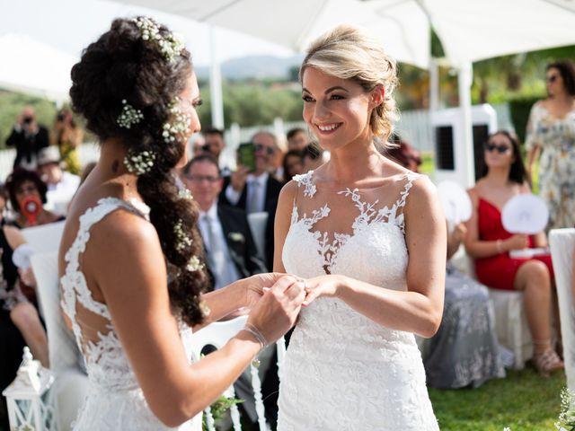 Il matrimonio di Leanne e Milena a Partinico, Palermo 15