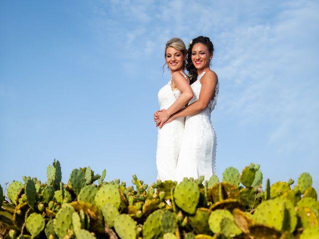 Il matrimonio di Leanne e Milena a Partinico, Palermo 17