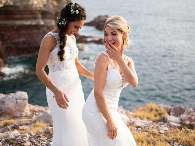 Il matrimonio di Leanne e Milena a Partinico, Palermo 22