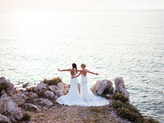 Il matrimonio di Leanne e Milena a Partinico, Palermo 23