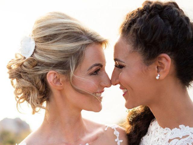 Il matrimonio di Leanne e Milena a Partinico, Palermo 24