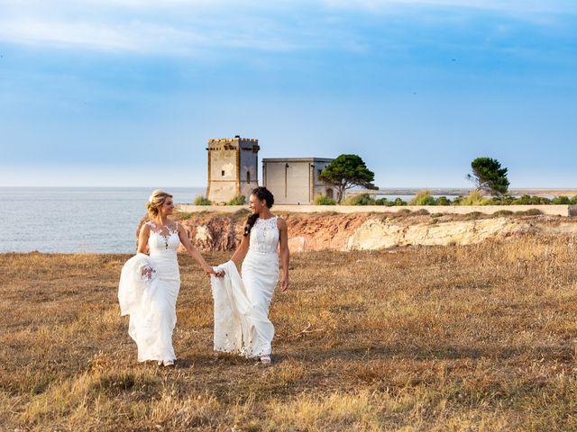 Il matrimonio di Leanne e Milena a Partinico, Palermo 25