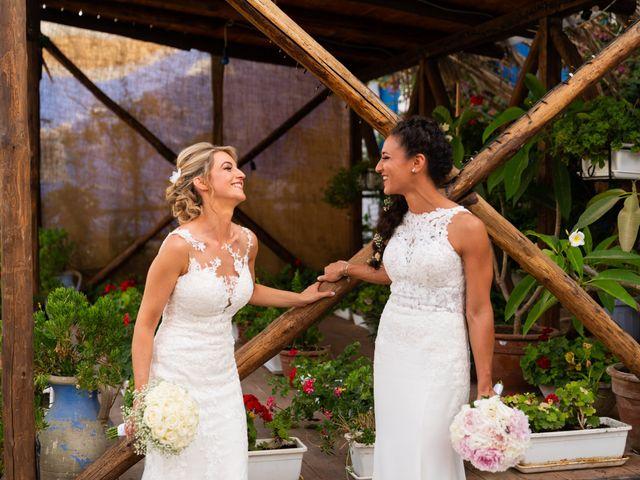 Il matrimonio di Leanne e Milena a Partinico, Palermo 28