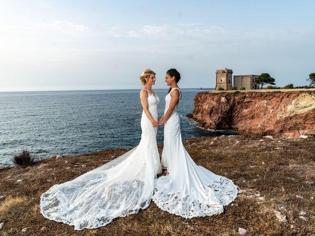 Il matrimonio di Leanne e Milena a Partinico, Palermo 29