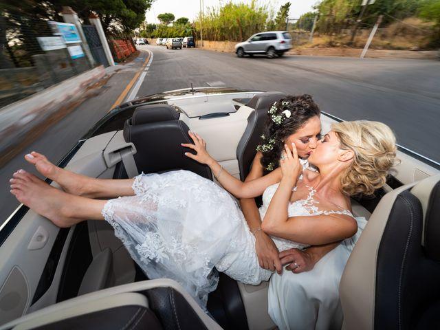 Il matrimonio di Leanne e Milena a Partinico, Palermo 30