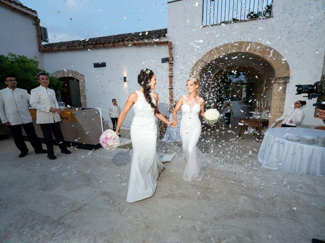 Il matrimonio di Leanne e Milena a Partinico, Palermo 31