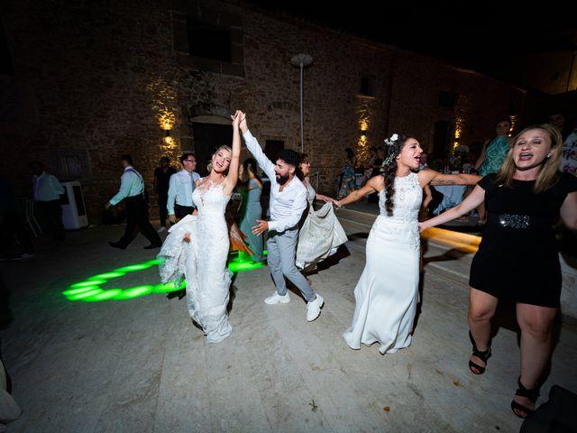 Il matrimonio di Leanne e Milena a Partinico, Palermo 39