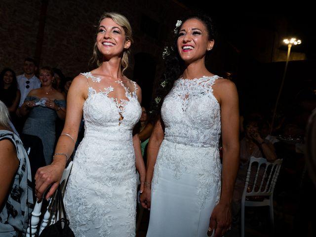 Il matrimonio di Leanne e Milena a Partinico, Palermo 41