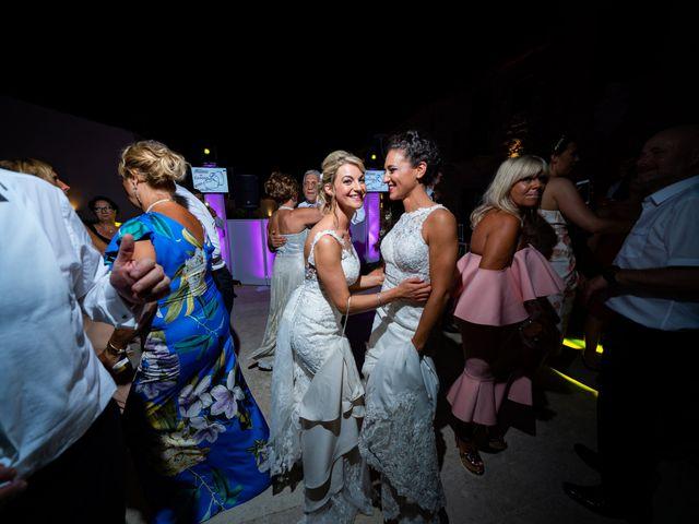 Il matrimonio di Leanne e Milena a Partinico, Palermo 42