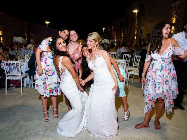 Il matrimonio di Leanne e Milena a Partinico, Palermo 44