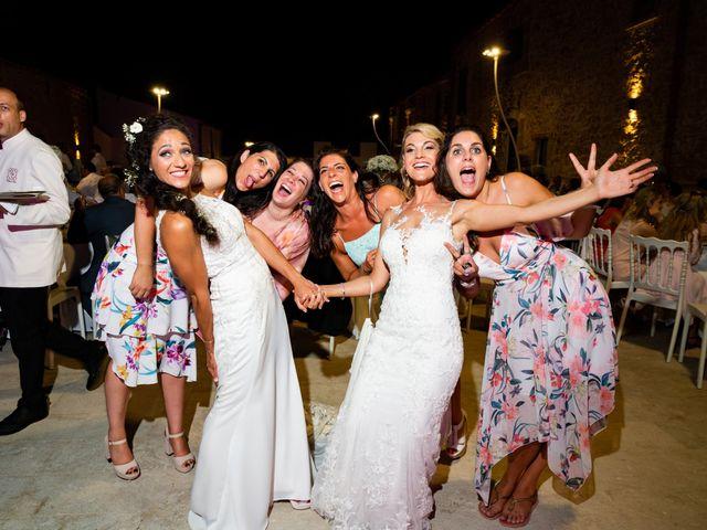 Il matrimonio di Leanne e Milena a Partinico, Palermo 45