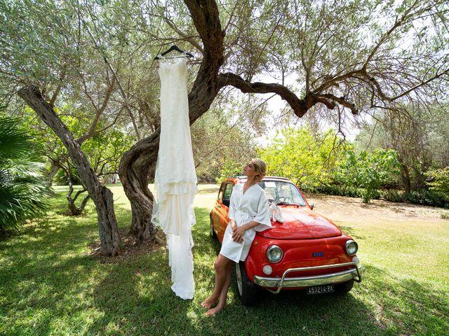 Il matrimonio di Leanne e Milena a Partinico, Palermo 50