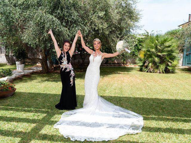 Il matrimonio di Leanne e Milena a Partinico, Palermo 52