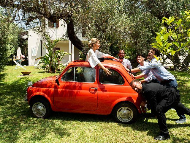 Il matrimonio di Leanne e Milena a Partinico, Palermo 54