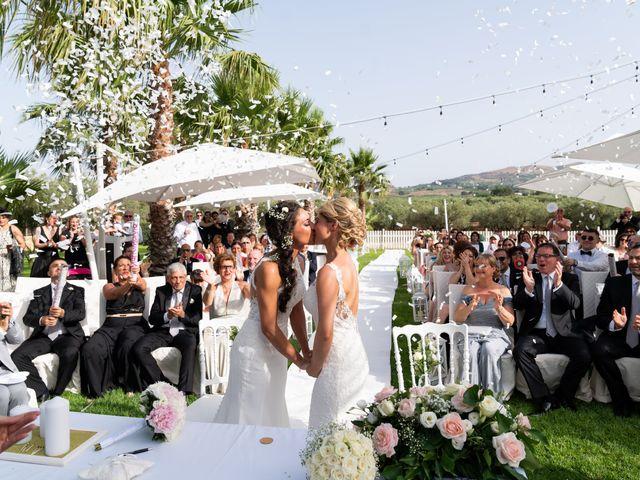 Il matrimonio di Leanne e Milena a Partinico, Palermo 55