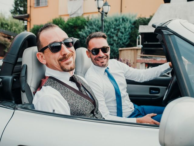Il matrimonio di Marco e Vania a Trino, Vercelli 9