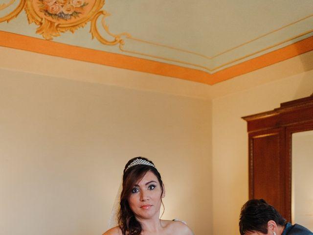 Il matrimonio di Marco e Vania a Trino, Vercelli 16