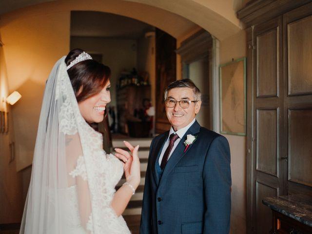 Il matrimonio di Marco e Vania a Trino, Vercelli 21