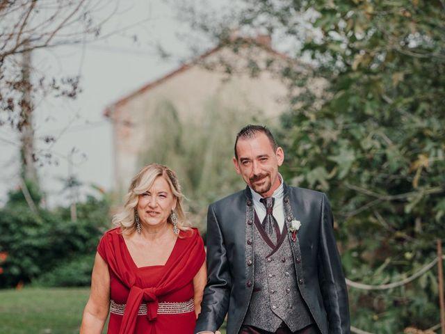 Il matrimonio di Marco e Vania a Trino, Vercelli 30