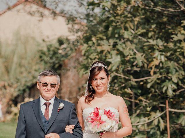 Il matrimonio di Marco e Vania a Trino, Vercelli 31