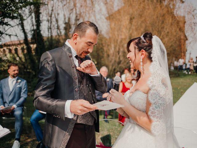 Il matrimonio di Marco e Vania a Trino, Vercelli 40