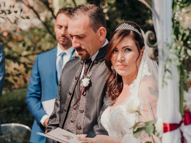 Il matrimonio di Marco e Vania a Trino, Vercelli 41