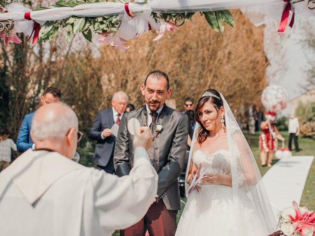 Il matrimonio di Marco e Vania a Trino, Vercelli 42