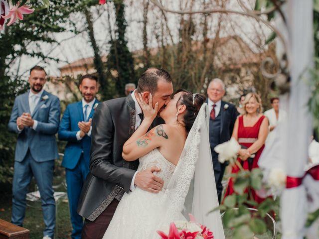 Il matrimonio di Marco e Vania a Trino, Vercelli 43