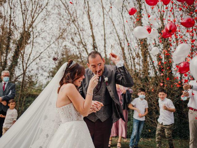 Il matrimonio di Marco e Vania a Trino, Vercelli 45